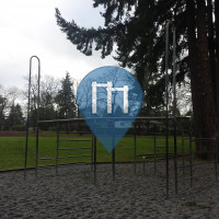 Lakewood (Washington) - Outdoor Fitness Station - Dower Elementary School