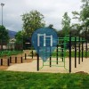 La Florida - Street Workout Park - Canchas