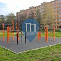 Prague - Street Workout Park - Prosek - RVL 13