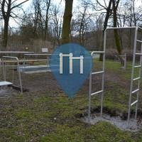 Meiningen - Bewegungsparcours Vita Parcours 4F Circle - Schlosspark