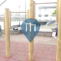 Liège - Parque Street Workout - Parc de la Boverie