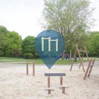 Osnabrück - Воркаут площадка - Am Nettebad - Kuck Fitness