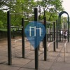 New York - Outdoor Fitnessstudio - Highland Park