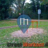 Muenster - Fitness Trail - Sportpark Sentruper Höhe