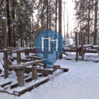 Vantaa - Palestra all'Aperto - Leppäkorpi