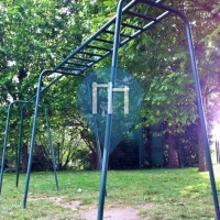 Montigny-lès-Metz - Outdoor Pull up bars