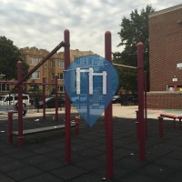 Chicago - Calisthenics Equipment - Hibbard Elementary School