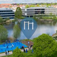 Parque Calistenia - Villingen-Schwenningen - ProKids Street-Workout-Park