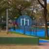 Murcia - 徒手健身公园 - Plaza Felix Rodriguez de la Fuente