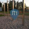 Parc Street Workout - Schorndorf - Calisthenics Park Sportplatz Morgensand
