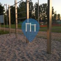 Exercise Stations - Schorndorf - Calisthenics Park Sportplatz Morgensand