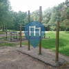 Riga - Outdoor Fitness Station - Jugla