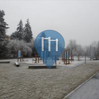 Brno - Outdoor Gym - Vodarensky Park