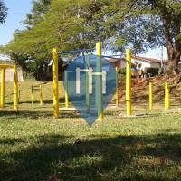 Itapira - Street Workout Park - Praça da Justiça