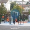 Noisy-le-Sec - Calisthenics Park - Rue de la Fontaine