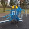 Barras de dominadas al aire libre - Berlín - Gemeindepark Lankwitz