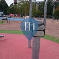 Göteborg - Parque Barras - Lasse på Heden