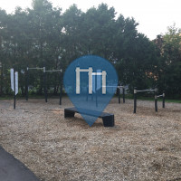 Ottawa  - Outdoor Workout Station - Optimiste Park
