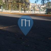 徒手健身公园 - 墨西哥城 - Deportivo Carmen Serdán