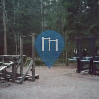 уличных спорт площадка - Хельсинки - Outdoor Gym Helsinki