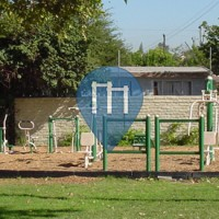 South San Jose Hills - Calisthenics Equipment - Baseball Field
