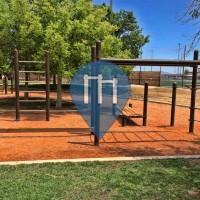 Las Vegas - Parque Calistenia - Bruce Trent Park