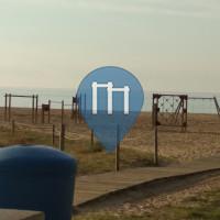 Casteldefels - Parcours Sportif - Passeig Marítim