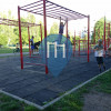 Rīga - Street Workout Spot - Riga Secondary School No. 64
