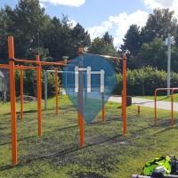 Helsingør - Calisthenics Equipment Multiparken
