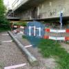 уличных спорт площадка - Flamatt - Vita Parcours Sensedamm