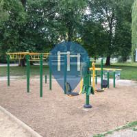 Laval - Outdoor Exercise Park - Plaine d'aventure