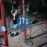 Yahud Monoson - Parc Street Workout - Oklahoma park