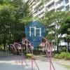Tokyo - Workout Park - Kuritsu Sumida Park
