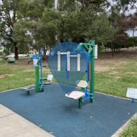 Gimnasio al aire libre - Brisbane - Shaftesbury Street Park