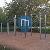 Parc Musculation - Bordeaux - Calisthenics Gym Parc bordelais