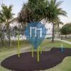 Parque Calistenia - Gold Coast - Outdoor Gym Len Fox Park