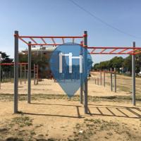 Fitness Park - Sant Feliu de Guíxols - Outdoor Fitness Park Sant Feliu de Guixols