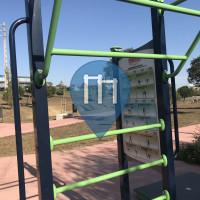Ginásio ao ar livre - São Domingos de Rana - Outdoor Fitness Parque da Torre da Aguilha