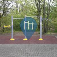 Nettetal Kaldenkirchen - Parque Calistenia - Gemeinschaftsgrundschule