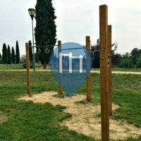 Верона - Воркаут площадка  - Parco delle Mura