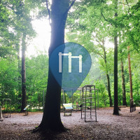 Гамбург - 4Fcircle Fitnesspark - Stadtpark