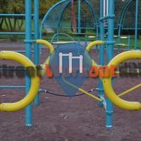 Gera - Street Workout Park - Lusan