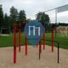 徒手健身公园 - 下鮑索夫 - Workout Dolní Bousov