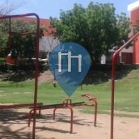 Culiacán Rosales - Street Workout Park - Parque Las Riberas