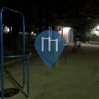 Хиросима - уличных спорт площадка