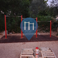 Public Pull Up Bars - Cres - Outdoor Gym Cres