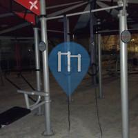 Public Pull Up Bars - Ramat HaSharon