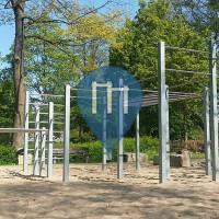 Delmenhorst - Parc Street Workout - Graftanlagen - Playparc