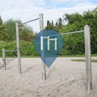 Эттлинген - Спортивные площадки для воркаут - Horbachpark