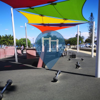 Parque Street Workout - Brisbane - Redcliffe Parkour Park - Woody Point
